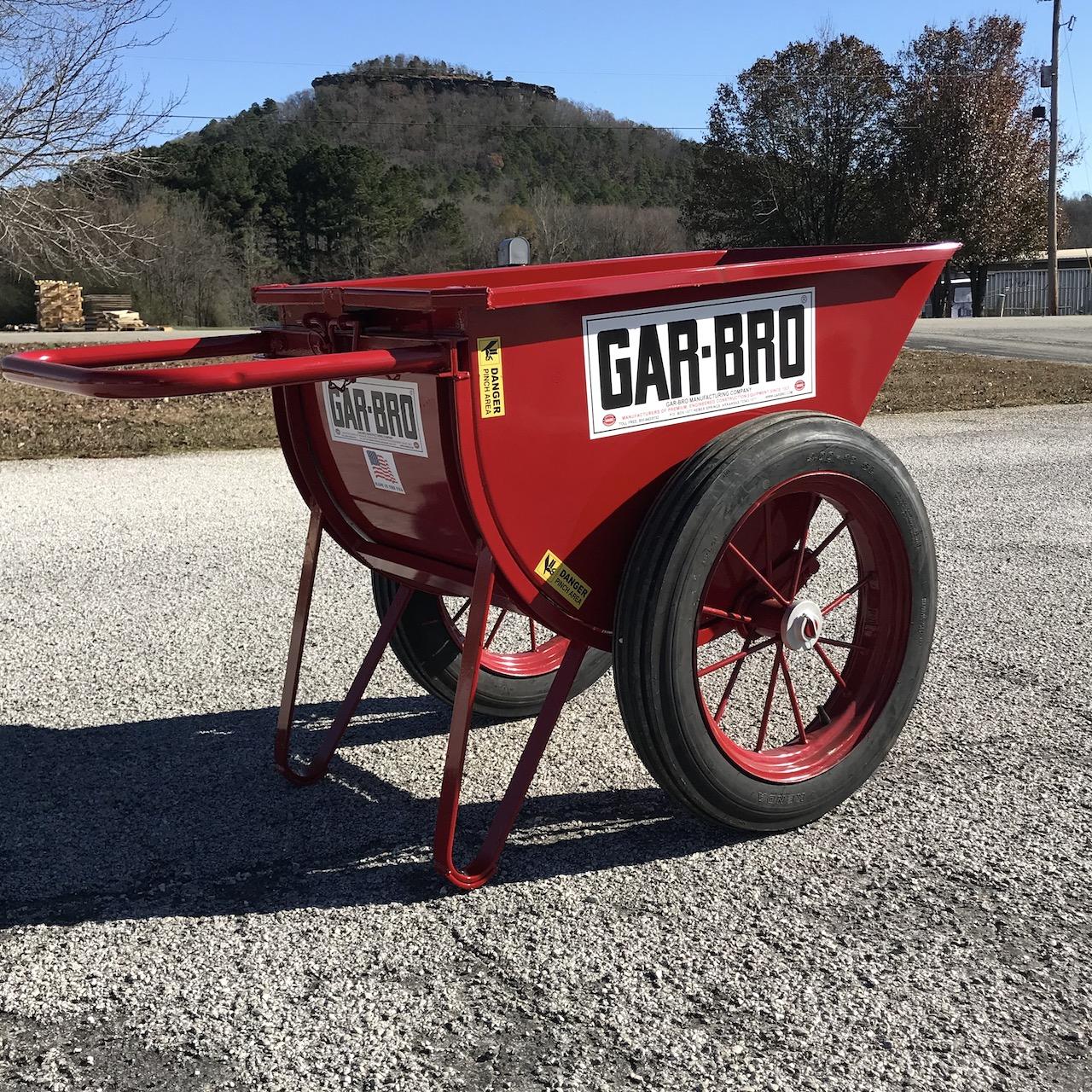708 Dump Cart