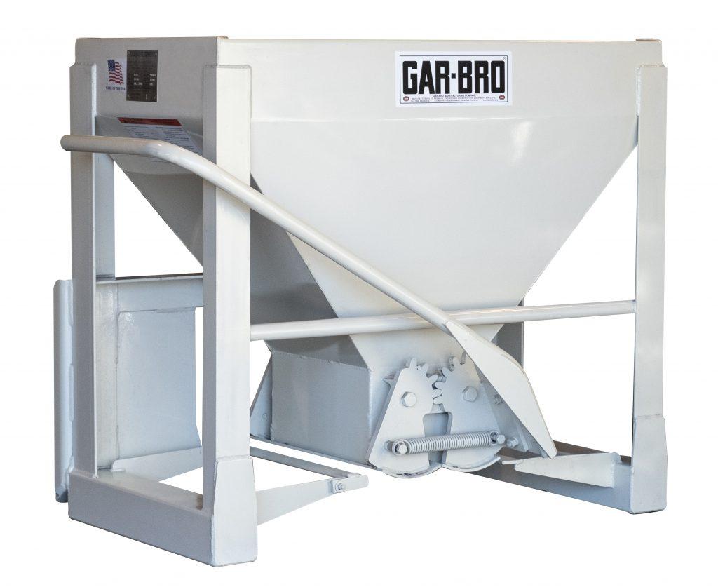 Training Bucket Gar Bro Concrete Equipment